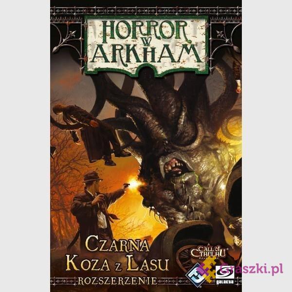 Horror w Arkham: Czarna koza z lasu // darmowa dostawa od 249.99 zł // wysyłka do 24 godzin! // odbiór osobisty w Opolu